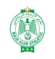 Логотип футбольный клуб Раджа (Касабланка)
