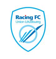 Логотип футбольный клуб Расинг Люксембург