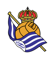 Логотип футбольный клуб Реал Сосьедад II (Сан Себастьян)