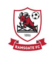 Логотип футбольный клуб Рэмсгейт