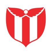 Логотип футбольный клуб Ривер Плейт (Монтевидео)