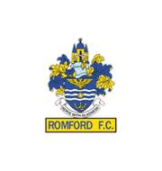 Логотип футбольный клуб Ромфорд (Эйвели)