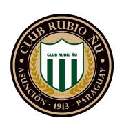 Логотип футбольный клуб Рубио Ну (Асунсьон)