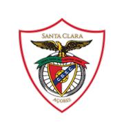 Логотип футбольный клуб Санта-Клара (Понта-Делгада)