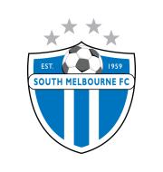 Логотип футбольный клуб Саут Мельбурн