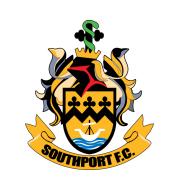 Логотип футбольный клуб Саутпорт