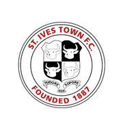 Логотип футбольный клуб Сент-Ивс Таун