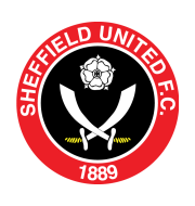 Логотип футбольный клуб Шеффилд Юнайтед
