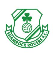 Логотип футбольный клуб Шемрок Роверс (Дублин)