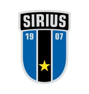 Логотип футбольный клуб Сириус (Уппсала)