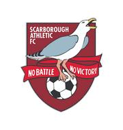 Логотип футбольный клуб Скарборо Атлетик