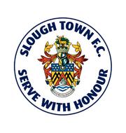 Логотип футбольный клуб Слау Таун