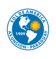 Логотип футбольный клуб Соль де Америка (Асунсьон)