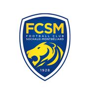 Логотип футбольный клуб Сошо (Монбельяр)