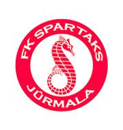 Логотип футбольный клуб Спартак (Юрмала)