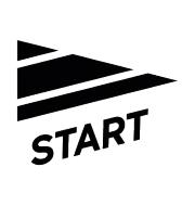 Логотип футбольный клуб Старт (Кристиансанд)