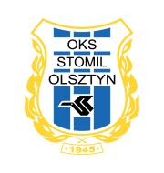 Логотип футбольный клуб Стомил (Ольштин)