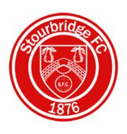 Логотип футбольный клуб Стоурбридж