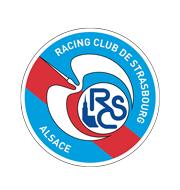 Логотип футбольный клуб Страсбур