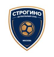 Логотип футбольный клуб Строгино (Москва)