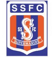 Логотип футбольный клуб Суиндон Супермарин