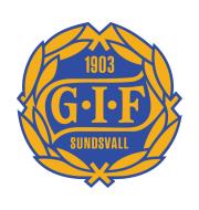 Логотип футбольный клуб Сундсвалль