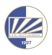Логотип футбольный клуб Сутьеска (Никшич)