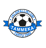 Логотип футбольный клуб Таммека Тарту