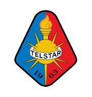 Логотип футбольный клуб Телстар (Велсен-Зёйд)
