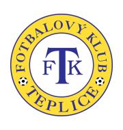Логотип футбольный клуб Теплице
