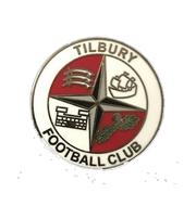 Логотип футбольный клуб Тилбери