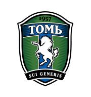 Логотип футбольный клуб Томь (Томск)
