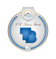 Логотип футбольный клуб Томори Берат