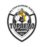 Логотип футбольный клуб Торпедо (Владимир)