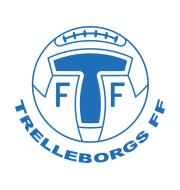 Логотип футбольный клуб Треллеборг ФФ