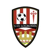 Логотип футбольный клуб УД Логроньес (Логроньо)