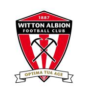 Логотип футбольный клуб Уиттон Альбион (Нортвич)