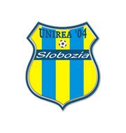 Логотип футбольный клуб Униря Слобозия