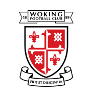 Логотип футбольный клуб Уокинг