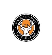 Логотип футбольный клуб Уолтон Кажуалс (Уолтон-на-Темзе)