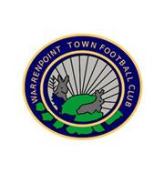 Логотип футбольный клуб Уорренпойнт Таун