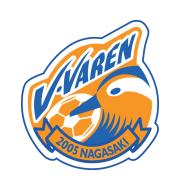 Логотип футбольный клуб В-Варен Нагасаки (Исахая)