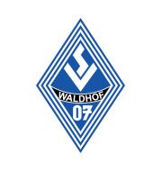 Логотип футбольный клуб Вальдхоф Мангейм