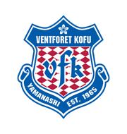 Логотип футбольный клуб Вентфорет Кофу