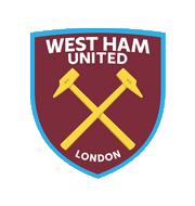 Логотип футбольный клуб Вест Хэм (Лондон)