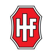 Логотип футбольный клуб Видовре