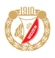 Логотип футбольный клуб Видзев (Лодзь)