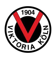 Логотип футбольный клуб Виктория (Кельн)