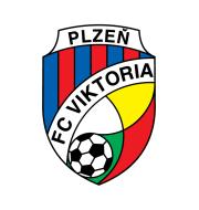 Логотип футбольный клуб Виктория (Пльзень)