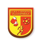 Логотип футбольный клуб Вилья Эспаньола (Монтевидео)